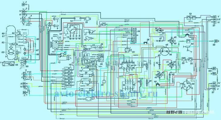 Схема FUQI 6510B 2007